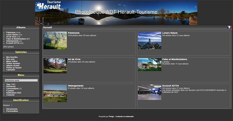 Photothèque Hérault Tourisme